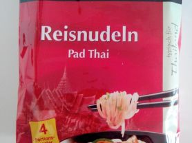 Reisnudeln Pad Thai | Hochgeladen von: gerwag85