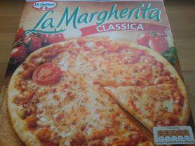 Dr Oetker Pizza La Margherita Classica Kalorien Pizza Fddb