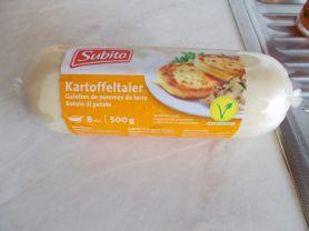 Kartoffeltaler Subito Migros   Hochgeladen von: evamedia241