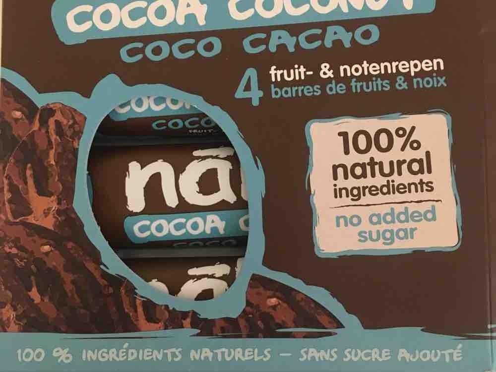 Cocoa Coconut , nakd bar von anna13alg   Hochgeladen von: anna13alg