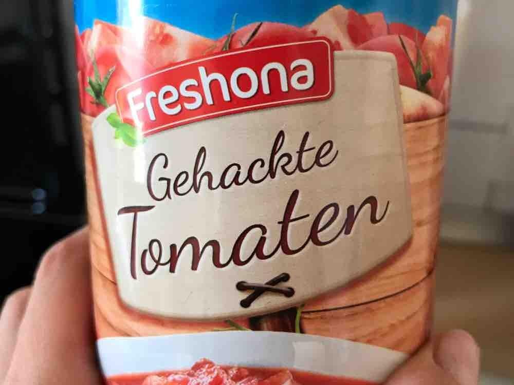 gehackte Tomaten von Rhondi   Hochgeladen von: Rhondi