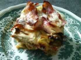 falsche Lasagne mit Wirsingblättern   Hochgeladen von: Radhexe