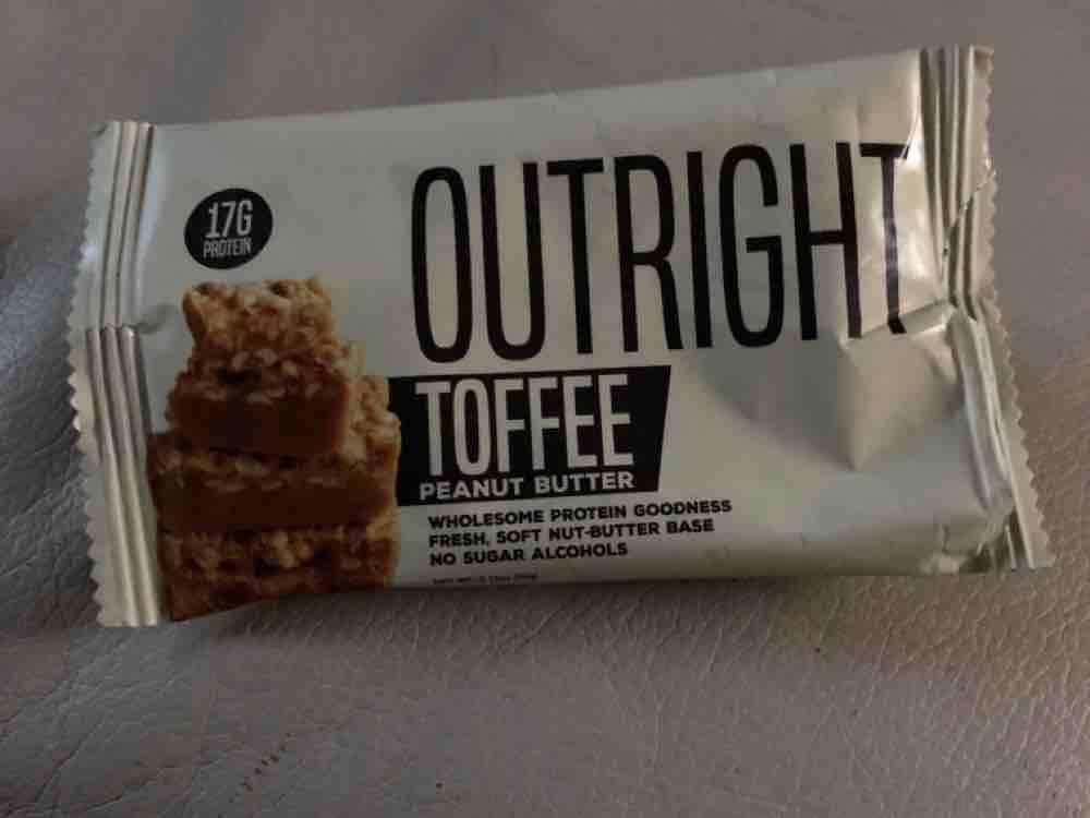 Outright Toffee, Peanut Butter von Melly   Hochgeladen von: Melly