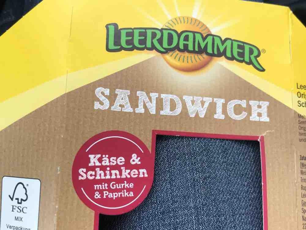 Leerdammer original Sandwich Käse , mit Gurke  von olivegrey | Hochgeladen von: olivegrey