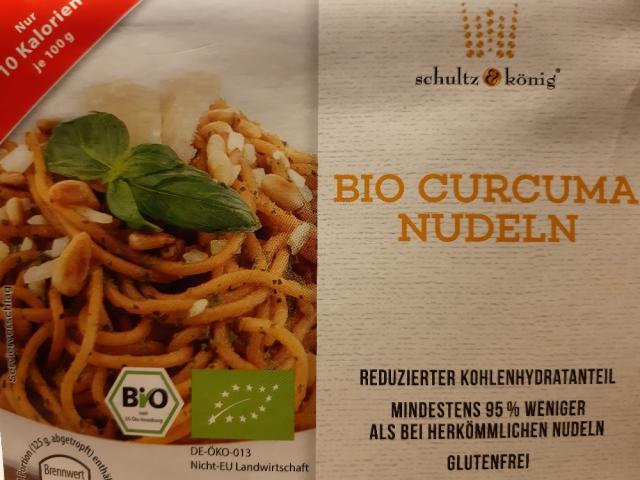 Bio Curcuma Nudeln von Awonderland | Hochgeladen von: Awonderland