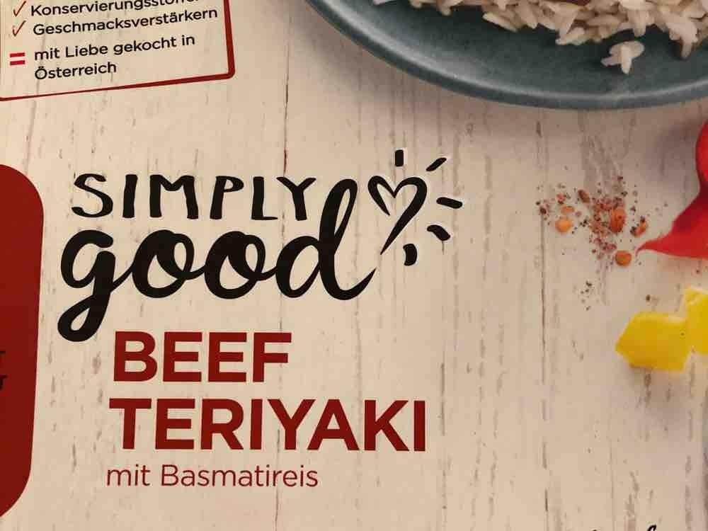 Simply Good Beef Teriyaki  von Bettuey   Hochgeladen von: Bettuey