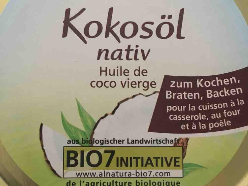 Kokosöl nativ von ralfkisslinger557   Hochgeladen von: ralfkisslinger557