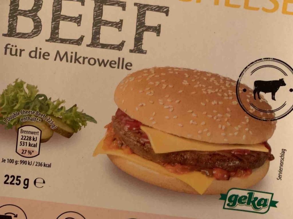 Double Cheese BEEF von UteW | Hochgeladen von: UteW