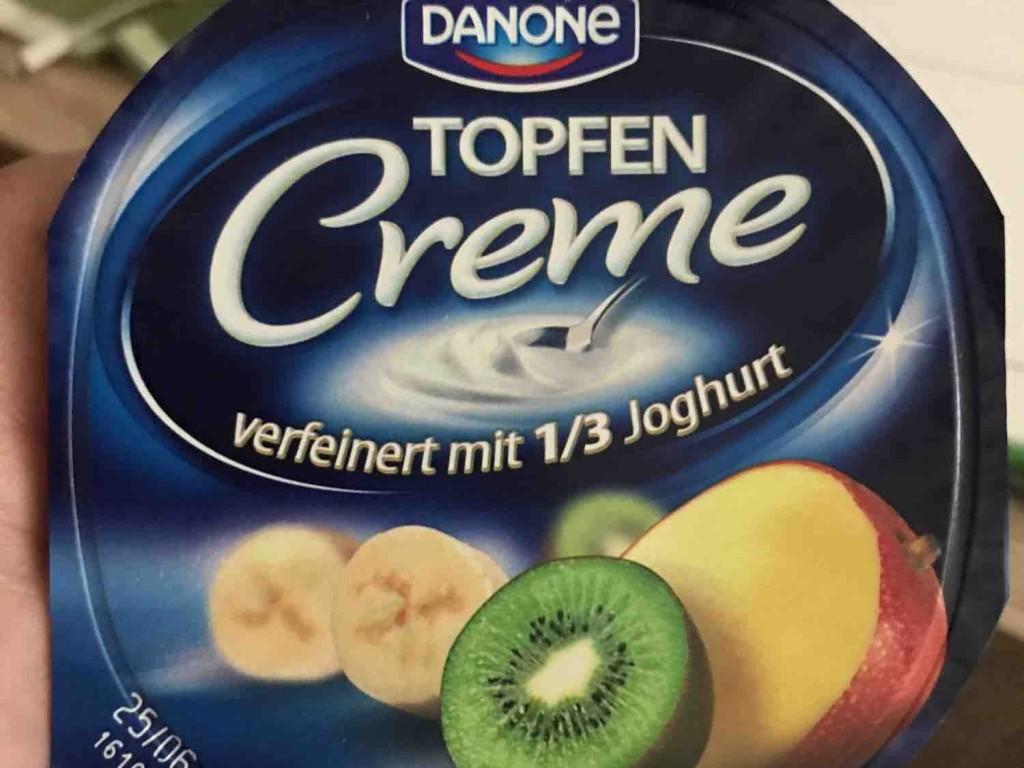 Topfen Creme, Exotic von mampfi | Hochgeladen von: mampfi