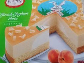Pfirsich-Joghurt-Torte | Hochgeladen von: bodensee