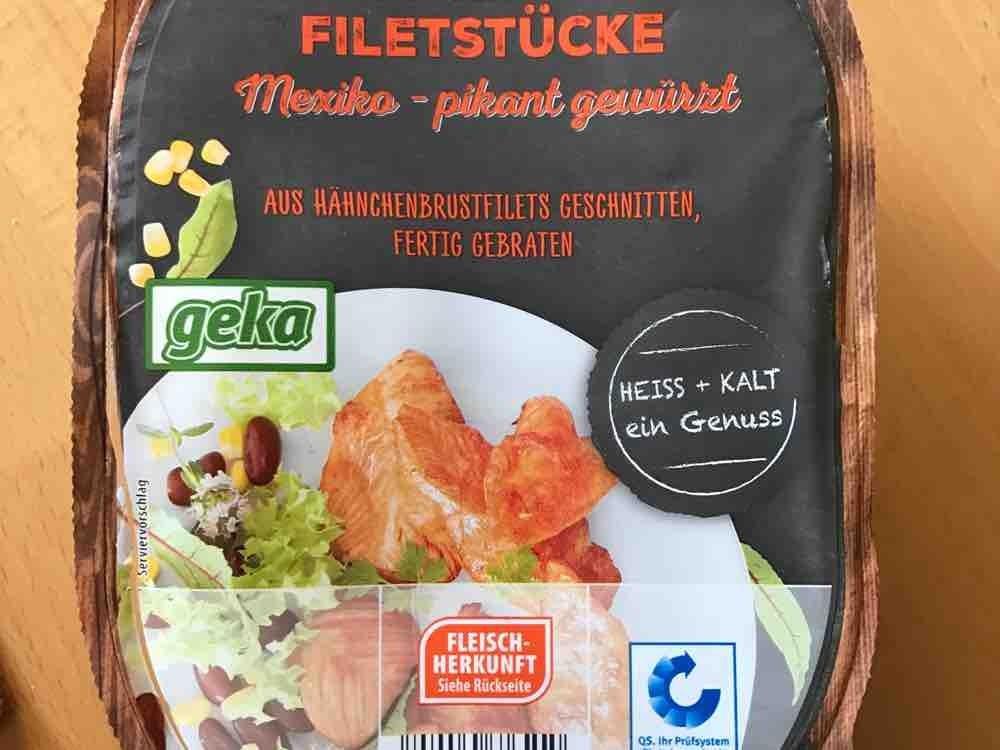 Hähnchenbrustfiletstücke Pikant von shingalin | Hochgeladen von: shingalin