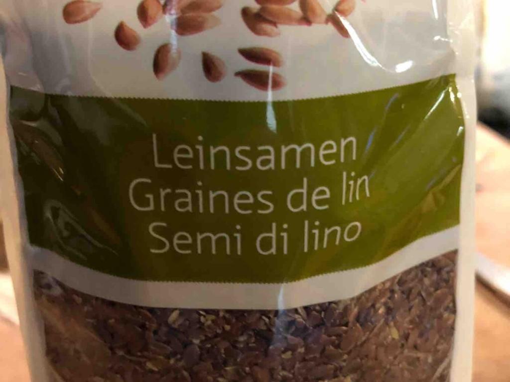 Bio Leinsamen geschrotet  von sternenstaub   Hochgeladen von: sternenstaub