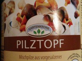 Pilztopf, Mischpilze aus vorgesalzener Rohware | Hochgeladen von: fraugucci