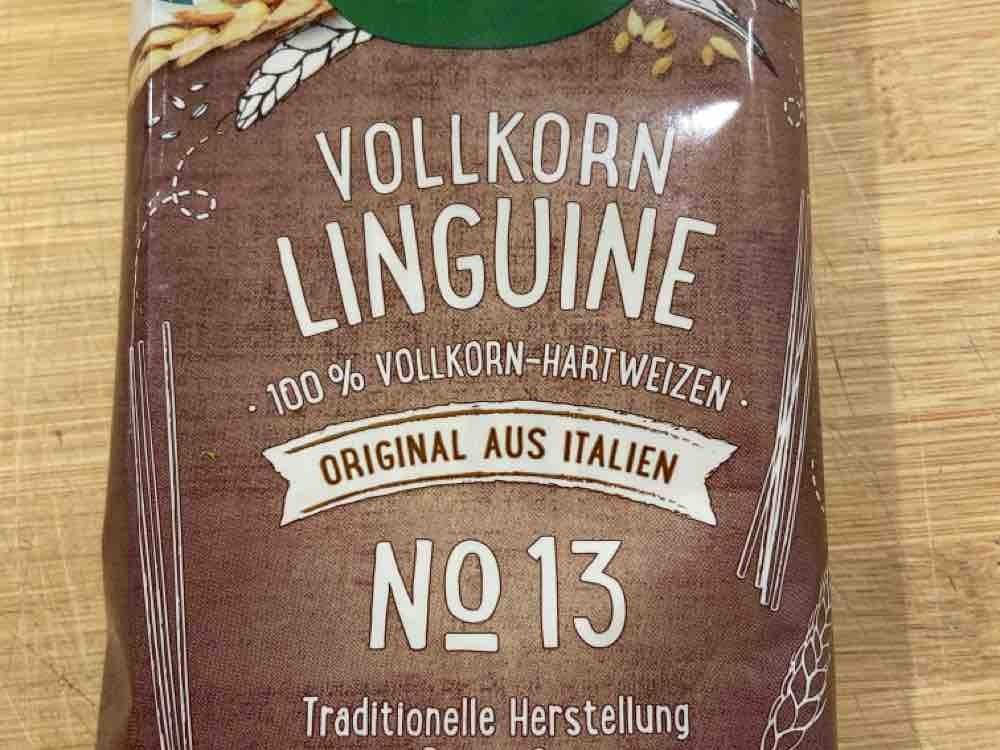 Vollkorn Linguine von LisiLottchen   Hochgeladen von: LisiLottchen