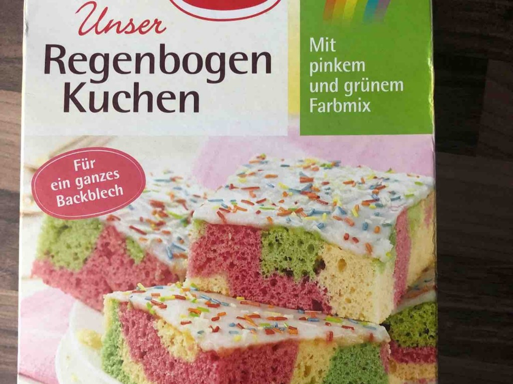 Regenbogenkuchen von mellixy | Hochgeladen von: mellixy