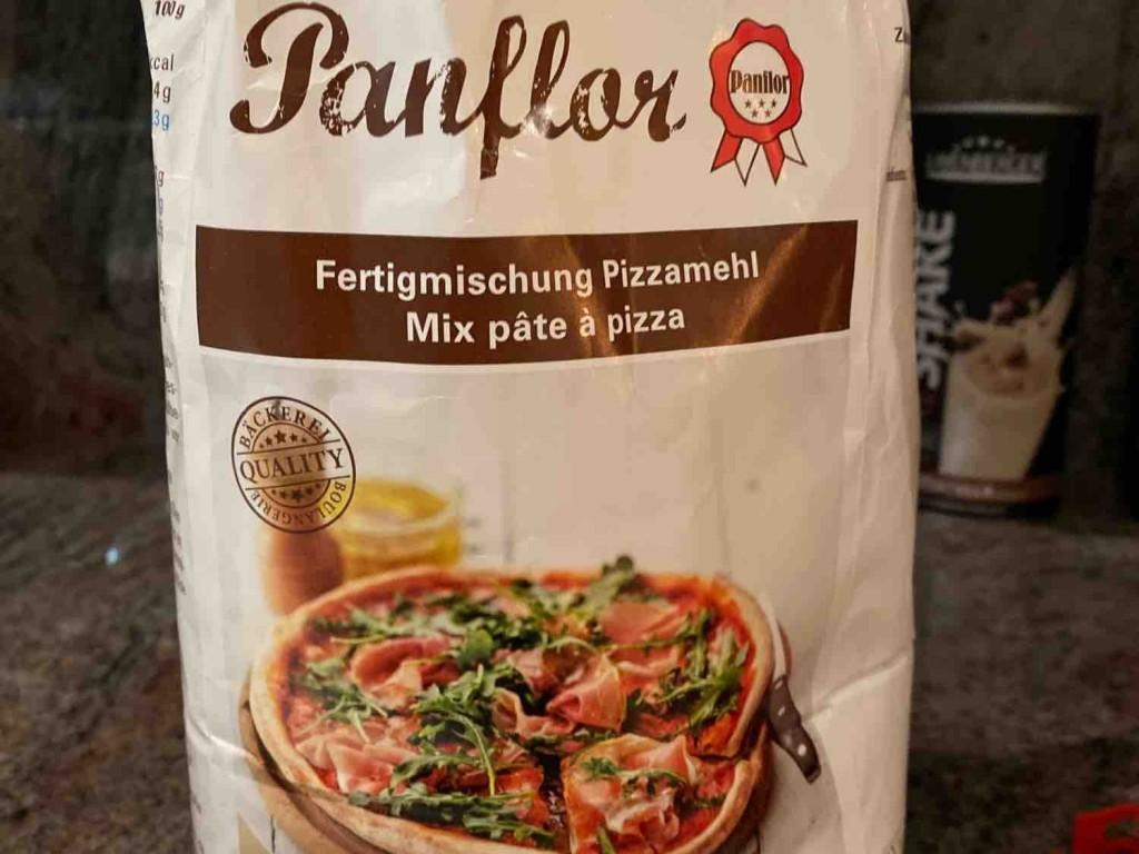Fertigmischung Pizzamehl, Wasser von Locatelli   Hochgeladen von: Locatelli