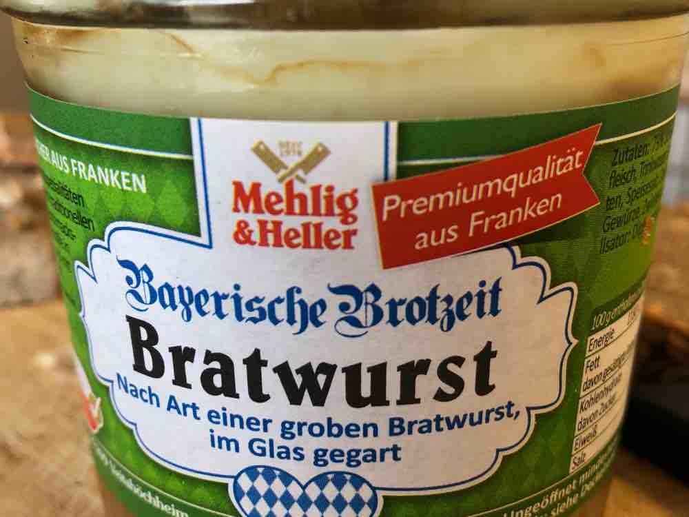 Bayerische Brotzeit Bratwurst von lastmanstanding | Hochgeladen von: lastmanstanding