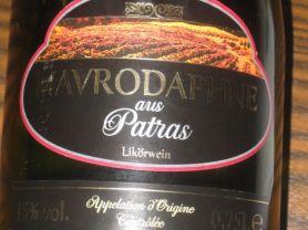 Mavrodaphne aus Patras | Hochgeladen von: Harleh