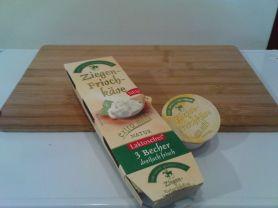 Der grüne Altenburger Ziegenfrischkäse, extra mild | Hochgeladen von: leberwesen