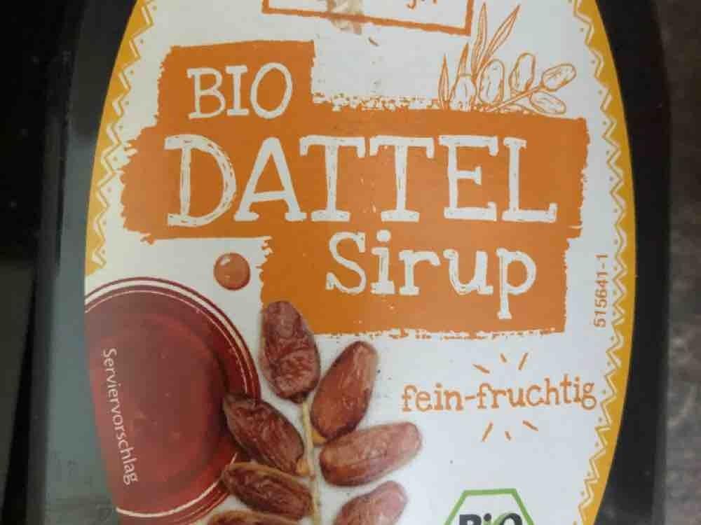 Bio Dattelsirup, fein-fruchtig von ezielke   Hochgeladen von: ezielke