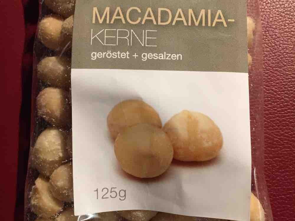 Macadamia-Kerne, gerstet + gesalzen von Stephy84 | Hochgeladen von: Stephy84