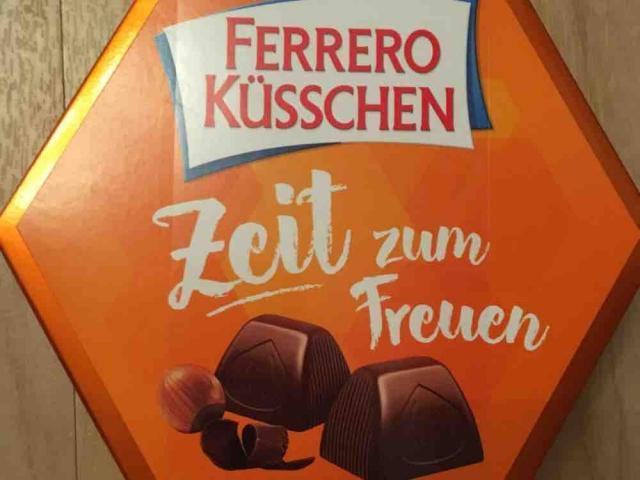 Ferrero Küsschen von alexandra.habermeier   Hochgeladen von: alexandra.habermeier