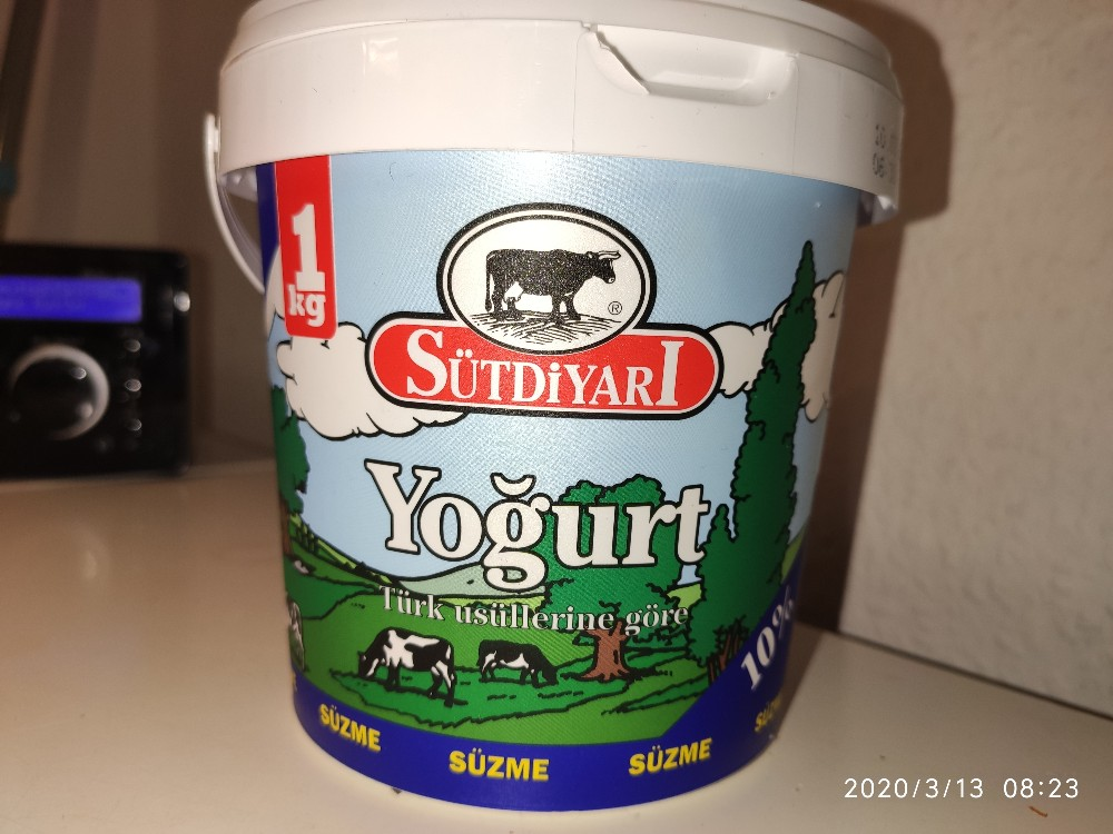 Joghurt, Süzme von Welschkraut | Hochgeladen von: Welschkraut