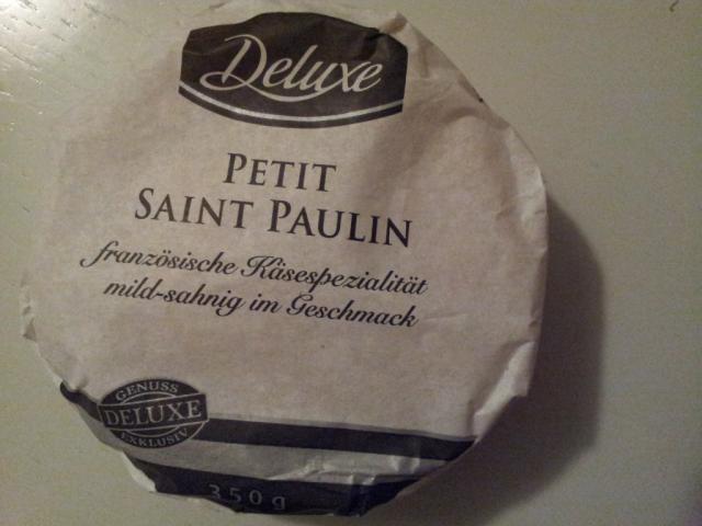 Käse Petit Saint Paulin | Hochgeladen von: UlfPrahlow