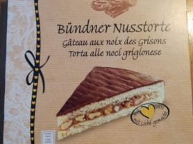 Bündner Nusstorte Schokolade | Hochgeladen von: starkeblondine