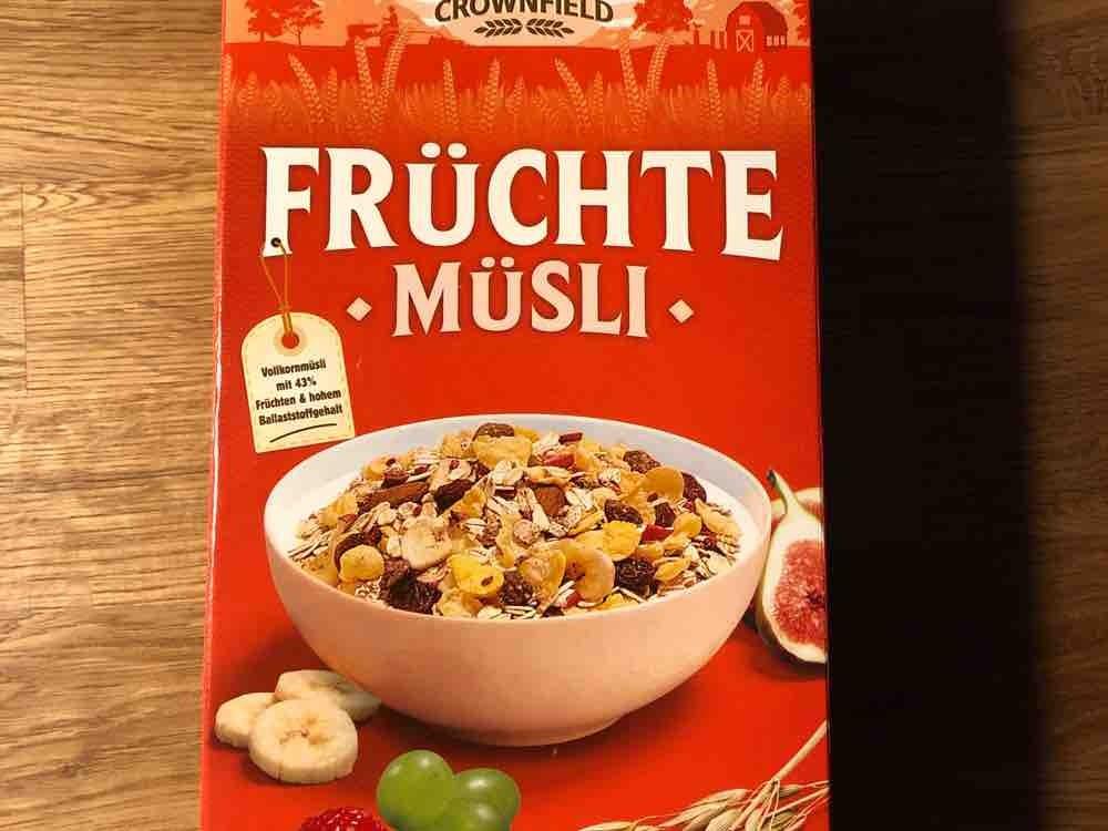 Früchte Müsli  von lerbsv136   Hochgeladen von: lerbsv136