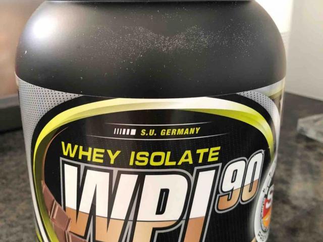 Whey Isolate WPI90 full chocolate von romeomustdie710 | Hochgeladen von: romeomustdie710