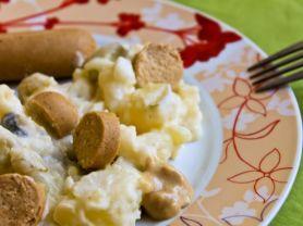 Vegetarischer Kartoffelsalat   Hochgeladen von: julifisch