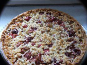 Teviana Rhabarber Erdbeer Kuchen Rhabarber Erdbeer Kalorien