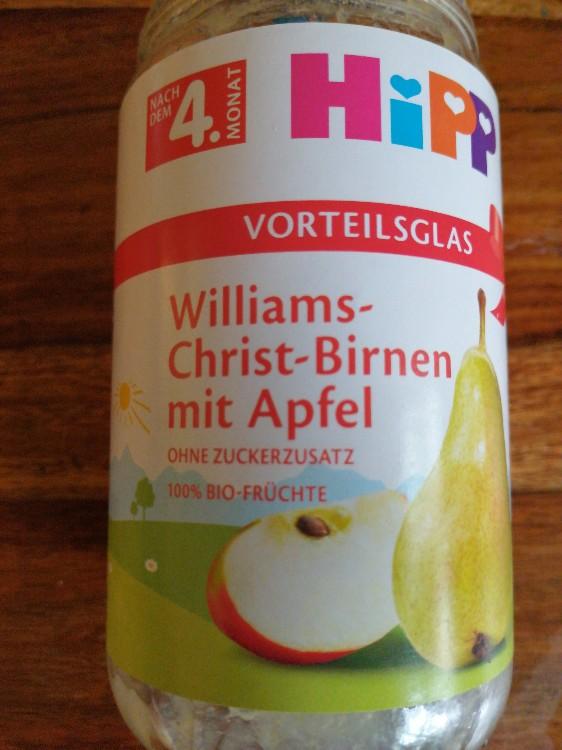 Williams-Christ-Birnen mit Apfel von nisi6  | Hochgeladen von: nisi6