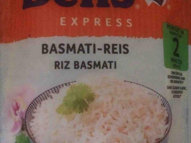Basmati-Reis, Express von hannesfischer465 | Hochgeladen von: hannesfischer465