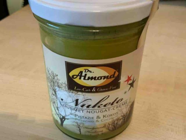Nuketo Gourmet Nougat-Creme, mit Pistazie und Kokos von hagba20 | Hochgeladen von: hagba20