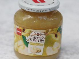 Apfelkompott mit Stücken, gezuckert | Hochgeladen von: Notenschlüssel