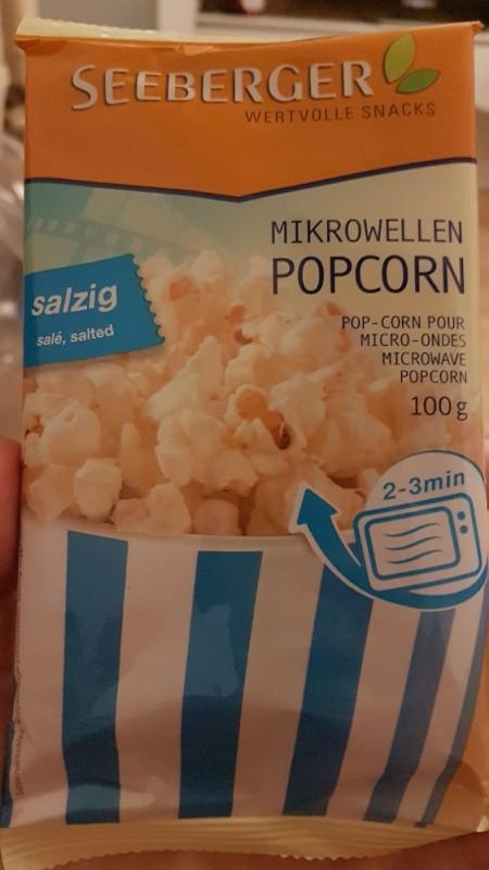 Popcorn, gesalzen von langann517   Hochgeladen von: langann517