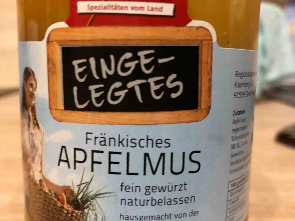 Fränkisches Apfelmus von Frederick79   Hochgeladen von: Frederick79