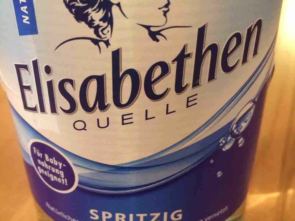 Elisabethen Mineralwasser, Spritzig von Booker   Hochgeladen von: Booker