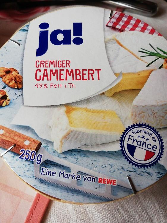 cremiger Camembert, 49% Fett i. Tr. von ottilie07 | Hochgeladen von: ottilie07