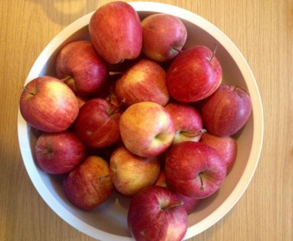 Apfel, frisch   Hochgeladen von: xmellixx
