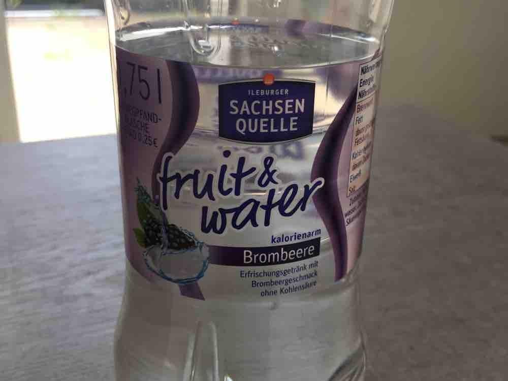 fruit & water, Brombeere von almaschaffts | Hochgeladen von: almaschaffts