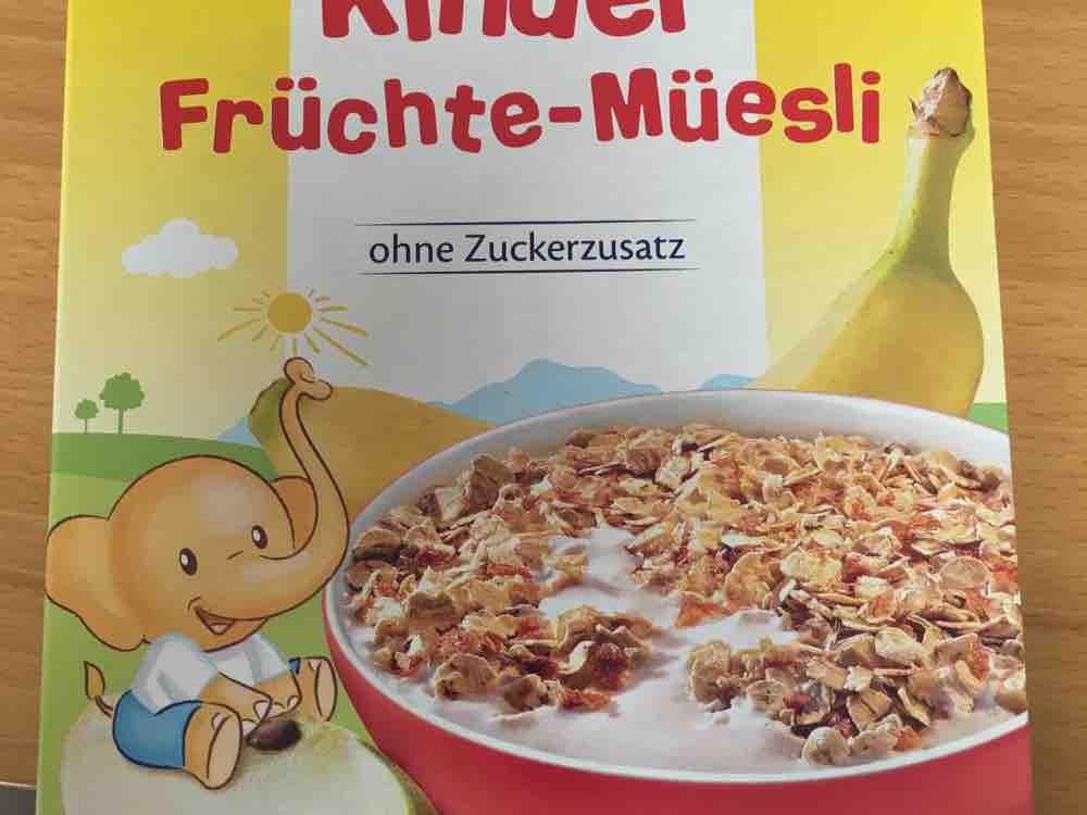 Kinder Früchte-Müesli, ohne Zuckerzusatz von creativshoot | Hochgeladen von: creativshoot