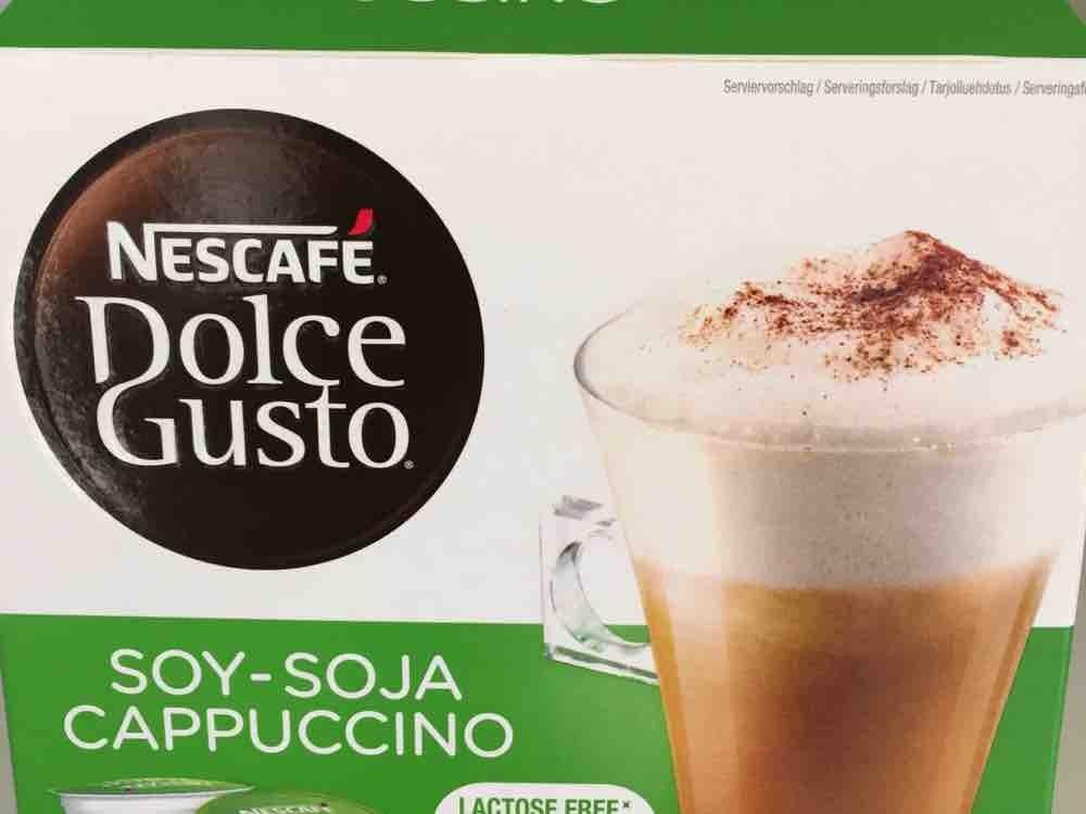 Soy-Soja Cappuccino  von slb | Hochgeladen von: slb