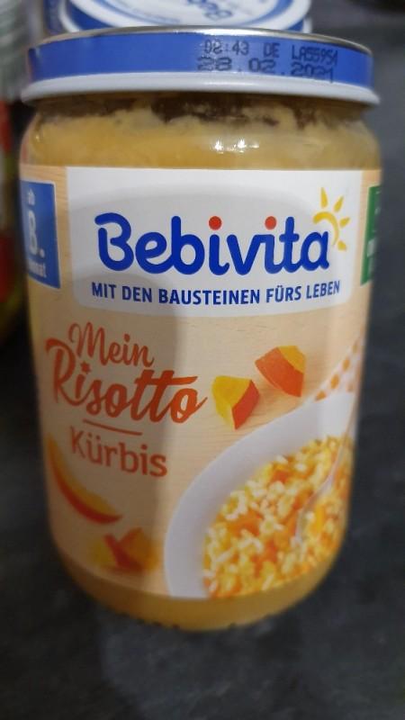 Bebivita, Mein Risotto Kürbis von Kathiwf   Hochgeladen von: Kathiwf