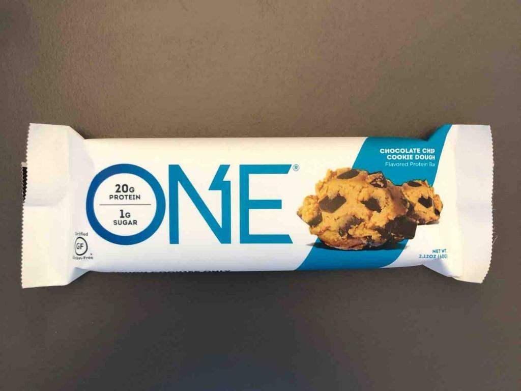 ONE PROTEIN BAR Chocolate Chip Cookie Dough von janbarthauer | Hochgeladen von: janbarthauer