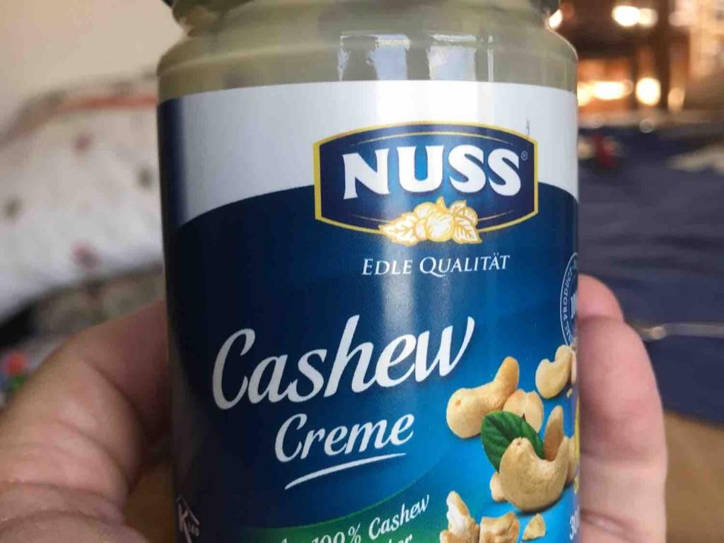 Cashew Creme, ohne Zucker von mickeywiese | Hochgeladen von: mickeywiese
