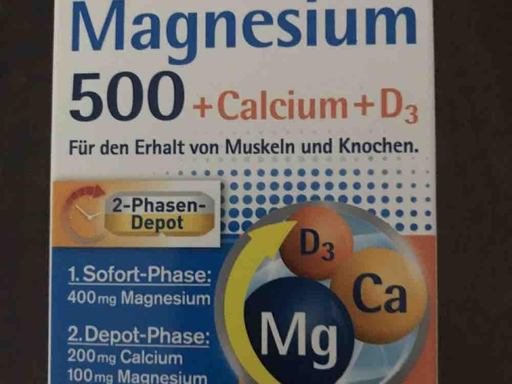 Magnesium Calcium+D3 von nafi   Hochgeladen von: nafi