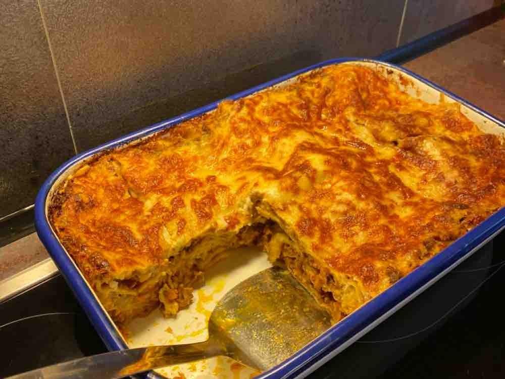 Mama Pasta, Lasagne Bolognese von FrancescoPe   Hochgeladen von: FrancescoPe